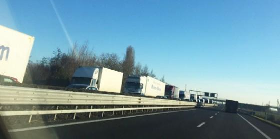 Incidente in A4: chiuso il tratto tra Latisana e San Giorgio di Nogaro (© Diario di Udine)