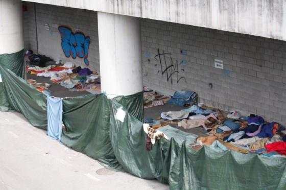 Gorizia in ginocchio per l'accoglienza immigrati (© Comune di Pordenone)