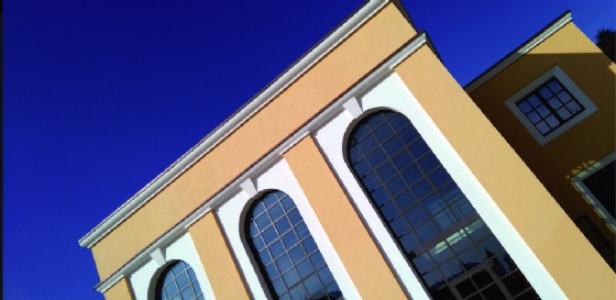 La biblioteca di piazza Curiel (© Comune di Biella)