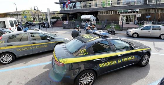 Operazione della Guardia di Finanza (© Diario di Torino)