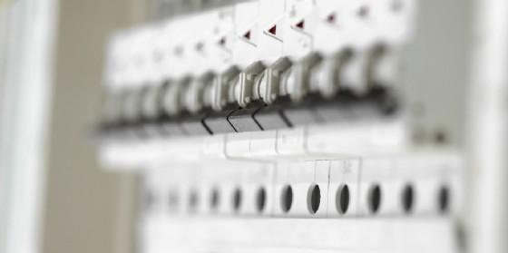 Un pannello elettrico (© Shutterstock.com)