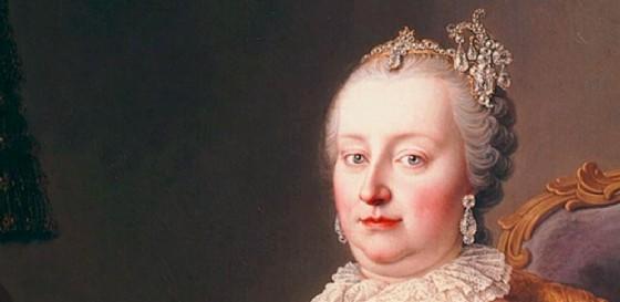Ritratto di Maria Teresa d'Austria (© Comune di Trieste)