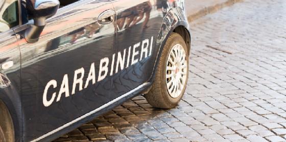 Una pattuglia dei carabinieri (© Adobe Stock - irontrybex)