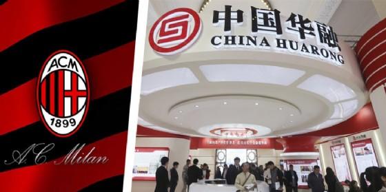 Un'immagine del colosso cinese Huarong