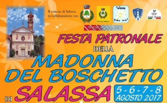 Salassa festeggia la Madonna del Boschetto (© Pro Loco Salassa)