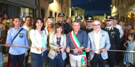 Palmanova si rifà il look: messo a nuovo Borgo Aquileia (© Regione Friuli Venezia Giulia)
