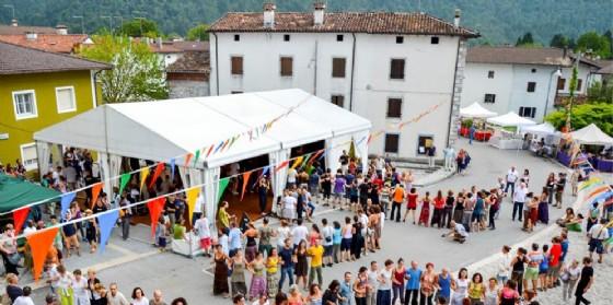 FestInVal a Tramonti di Sotto: stage, inaugurazione mostra, concerti (© FestInVal)
