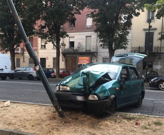 L'incidente di corso Ferrucci