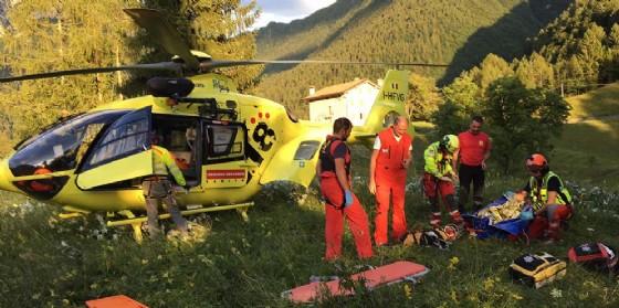Due scalatori trovati senza vita sulla ferrata Rose d'Inverno