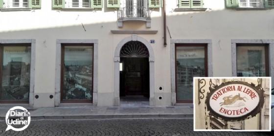 'Al Lepre' riapre in via Poscolle: ritornano anche i mitici risotti serali