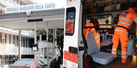Ospedale Maggiore ed il servizio del 118 (© Diario di Biella)
