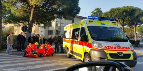 Scontro tra auto: due profughi finiscono in ospedale (© Diario di Gorizia)