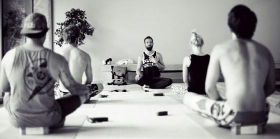 Pritzel, 'guru' dello 'yogaforbikers' si racconta (© Timo Pritzel | Facebook)