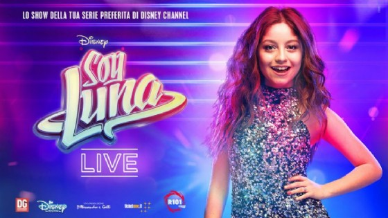 Il live tour di Soy Luna a Torino (© Soy Luna)