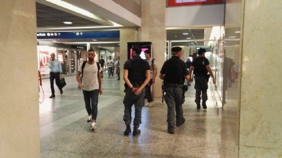 Polizia Ferroviaria di Torino (© Diario di Torino)