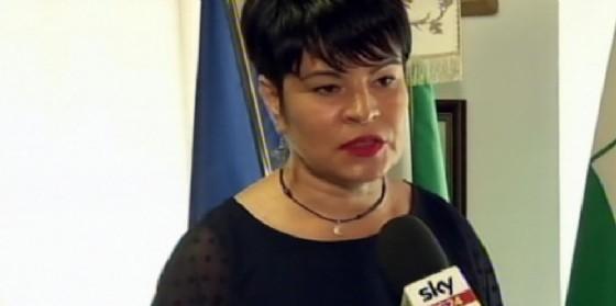 Il sindaco Pd di Codigoro Alice Zanardi