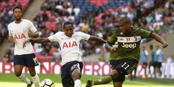 Juventus svagata, il Tottenham la punisce: Kane-Eriksen, 2-0