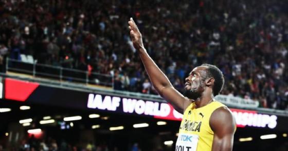 Bolt «stecca» i suoi ultimi 100 metri