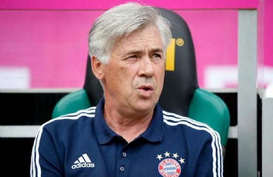Carlo Ancelotti, allenatore del Bayern Monaco dal 2016
