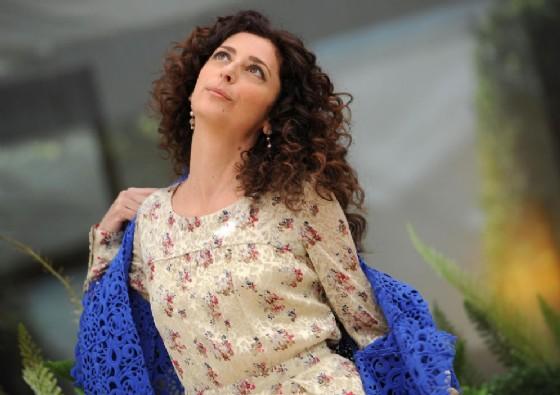 Al Teatro Colosseo torna Teresa Mannino (© ANSA/CLAUDIO ONORATI)