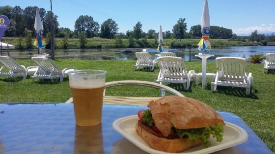 Ivrea, al Wake Park, beer festival in riva al lago (© Wake Board Park)