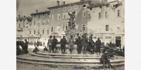 """La """"Presa di Gorizia"""", 101 anni da quel giorno (© Euroregionenews.eu)"""