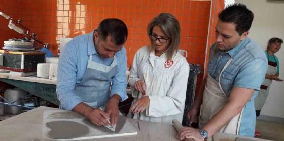 A Pordenone dall'Armenia per imparare la cooperazione sociale (© Confcooperative Pordenone)