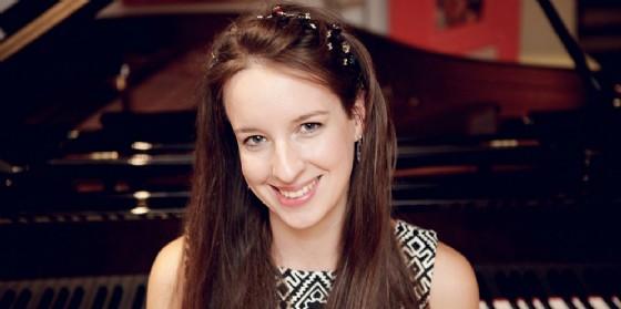 """""""Nei suoni dei luoghi"""": la pianista Irina Vaterl e il suo intrigante percorso musicale a cavallo di tre secoli (© Irina Vaterl)"""