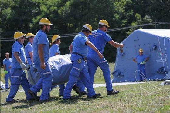 Protezione Civile: ok alla copertura assicurativa per operatori e volontari (© Regione Friuli Venezia Giulia)