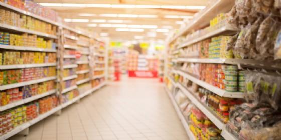Un supermercato (© Shutterstock.com)