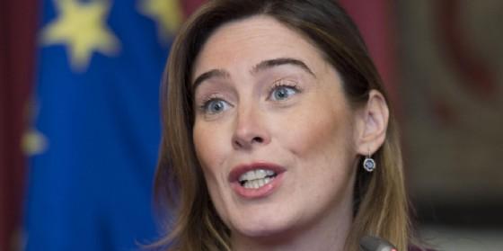 La sottosegretaria alla vicepresidenza del Consiglio, Maria Elena Boschi, esulta per i dati Istat sulla produzione industriale.