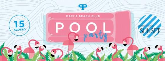 Portopiccolo, Ferragosto con il Sunset Pool Party (© Maxi's Beach Club)