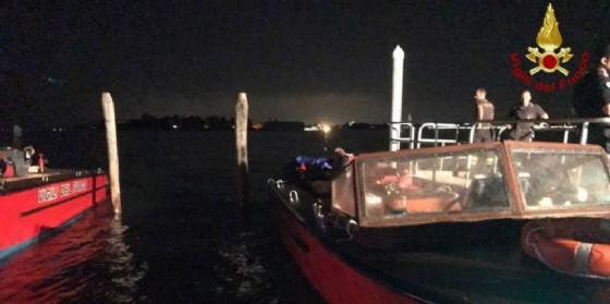 Scontro barchino-briccola: muore un 52enne veneziano