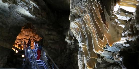 Al via la partnership tra il Palmanova Outlet Village e le Grotte di Villanova (© Grotte di Villanova)