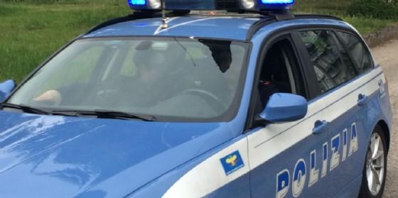 Spacciatore 24enne arrestato dalla polizia: 'beccato' a Monrupino