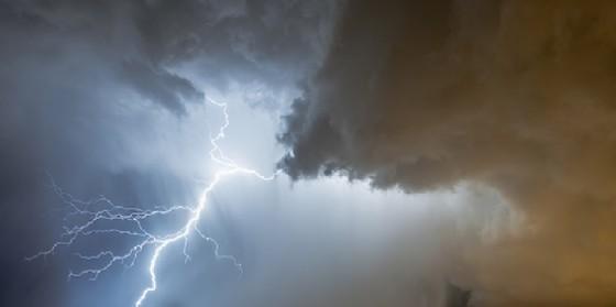 Un cielo minaccioso (© Shutterstock.com)