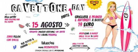 A Piverone Ferragosto con il Gavettone Day (© LaKascina)