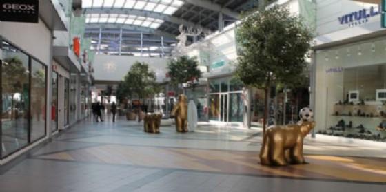 """Il centro commerciale """"Gli Orsi"""" di Biella (© Diario di Biella)"""