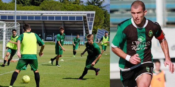 Giovani ramarri, squadre nazionali al lavoro: Max Sessolo 'prof' della Berretti (© Pordenone Calcio)