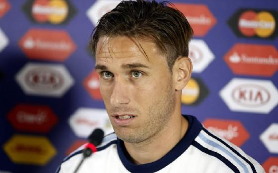 Lucas Biglia, centrocampista del Milan e della nazionale argentina