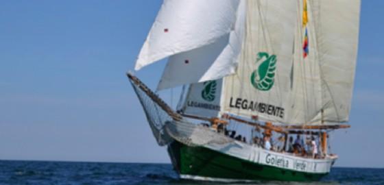 Goletta Verde (© Legambiente)