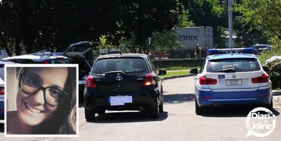 Mazzega portato sul luogo del delitto dagli investigatori