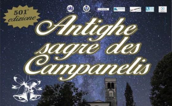 A Nimis è tutto pronto per l'Antighe Sagre des Campanelis (© Antighe Sagre des Campanelis)