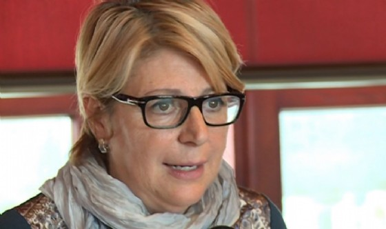 Maria Sandra Telesca (© Diario di Trieste)