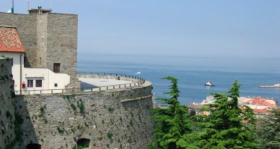 Bastione Rotondo del Castello di San Giusto