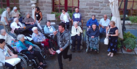 La struttura residenziale per anziani Gregoretti compie 10 anni