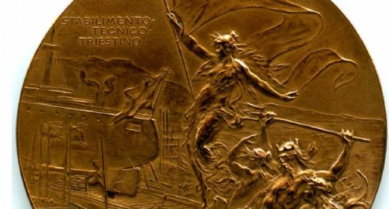 """Il titolo della conferenza è """"Le medaglie raccontano"""" (© Comune di Trieste)"""