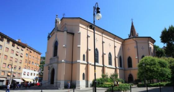 La chiesa Santi Ermacora e Fortunato di Roiano (© mapio.net)