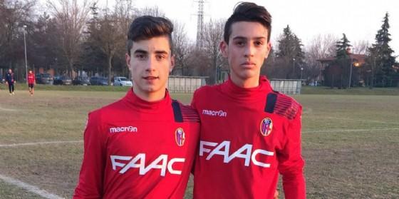 Giovani Ramarri, doppietta in A: Spader e Sanzovo al Bologna (© Pordenone Calcio)