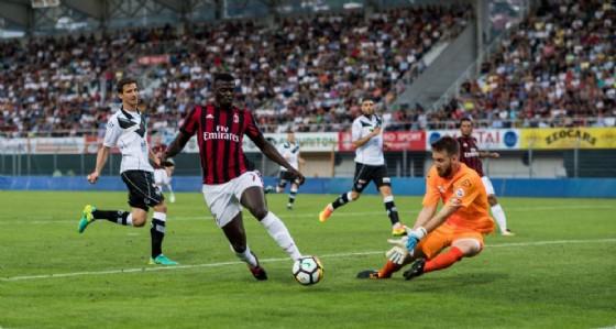 Milan, c'è l'accordo con lo Spartak Mosca per Niang